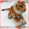ASTM Lifelike Stuffed Animal Realistic Plush Tiger Soft Toys
