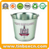 Tinplate Dry Galvanized Iron Drum and Tin Metal Bucket