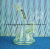 Shining Wholesale Small Glass Water Pipe Smoking Pipe Oil Rig