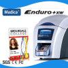 Double Sided Printing PVC Blank RFID ID Card Printer