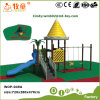 Kids Outdoor Playground Combing Swing and Slides