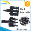 Mc4t-A2 3 to 1 Solar Connector Branch Solar Cable