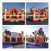 Commercial Inflatable Clown Fun City for Sale/Inflatable Amusement Game