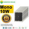 TUV Ce UL ISO Certificated Mini 10W Mono Solar Panel