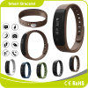 Fashion Brown Fitness Tracker Waterproof IP67 Smart Bracelet with Pedometer