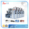 Tr/TPU Static Injection Moulding Machine (1/2 Color, Four Station, Two Screw)