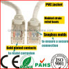 Wholesale Molded Strain Relief Snagless Cat5e STP Network Cable