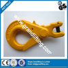 G80 Forged Alloy Steel Clevis Lifting Self-Locking Hook