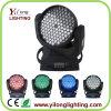108X3w RGBW Wedding Wash Moving Head Effect Lights