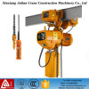 1 Ton Electric Hoist Cranes with Chain Trolley Hoist