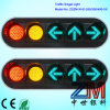 12 Inch 3 Aspects LED Vehicle Traffic Light