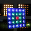 5X5 25*10W RGBW 4in1 LED Stage Light Beam Matrix