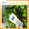 Soil Moisture and Temperature Tester with Sensor Probe
