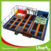 Amusement Theme Park Super Jumping Bed Trampoline