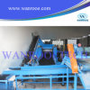 Waste Rubber Cutting / Tire / Recycling Double Shaft Shredder