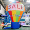 Inflatable Promotional Color Oxford Cloth Fell to Earth Cartoon