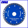 Hot Pressed Diamond Mesh Wave Saw Blade