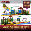 Ce Plastic Children Outdoor Playground Equipment (1501-7)