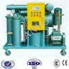 Portable Vacuum Transformer Oil Filtration Machine, Dewatering, Degassing, Removing Impurities From Used Oil