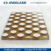 Building Laminated Ceramic Frited Printed Spandrel Safety Glass Panes Suppliers