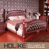 Wholesale Wood Bedroom Furniture Wardrobe/Bed/Dressing Table
