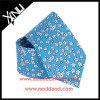 Handmade 100% Silk Custom Print Mens Floral Ties