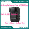 32 Megapixel Police Officer Body Camera with 11hours Work Time Wide Degree for Guard