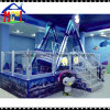 12 Seats Flying Snow Pirate Ride Amusement Park Attraction