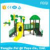 Best Choice Factory Price Plastic Slide Swing Set Nature Series (FQ-YQ07301)