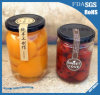 200ml Jam, Pickles and High-Grade Lead-Free Glass Jar