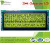 20X4 COB Character LCM Monitor, MCU 8bit, Stn LCD Screen, FSTN LCM Module