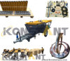 Kt-P60jk Wet&Dry Mix Rotor Shotcrete Machine