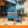 14meters Electric Hydraulic Aerial Working Platform (SJZ0.5-14)