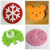 Colorful Felt Ball Coaster Wholesale