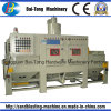 Belt Conveyer Type Automatic Sandblasting Machine