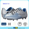 PU Upper Soft Fabric Lining Textile Footbed Sneaker