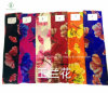 Hot Sell 100% Viscose Flower Fashion Printed Lady Scarf