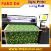 Digital Printing Machine for Large Format Fabric Pigment Inkjet Print