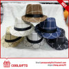 Mix Color Fashion Stiff Paper Straw Hat
