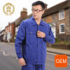 OEM Blue Workwear Coverall, Welder& Car Wash Uniforms in Autumn