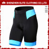 Custom Made High Quality Blank Fashionable Cycling Pants Black (ELTCSI-10)