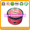 Round Tin Box for Pet Food Tin Packaging, Dog Tin