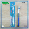 Fresh up DuPont Nylon Bristle Toothbrush with Tongue Scraper Combined