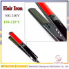 Professional Salon Use Keratin Hair Straightening Flat Iron Ceramic