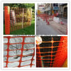 Easily Install Premium Eco Friendly Alert Net Orange Safety Net