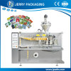 Full Automatic Horizontal Liquid Water Cosmetics Sachet Pouch Packing Machinery