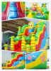 Inflatable Slide with Palm Tree (SL-008)
