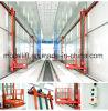 3D Platform Lift Used in Spraying Room