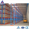 High Space Use Steel Pallet Storage Rack with Guide Rail