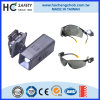 5mm Safety Glasses Small Battery Reading Clip Working LED Lights L-1